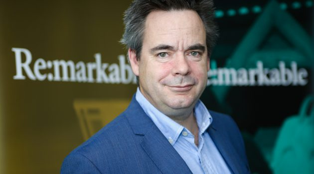 Interview: Peter Russian, CEO Re:markable