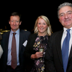 JLL guests gather at Harvey Nichols