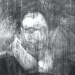 Hidden image may be Mary Queen of Scots