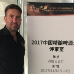 Craft beer veteran joins judges in China