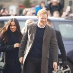 Meghan woos crowds on first Scottish visit