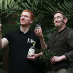 Gin distilled from Edinburgh's exotic plants
