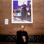 Naughtie 'humbled' as portrait enters national collection