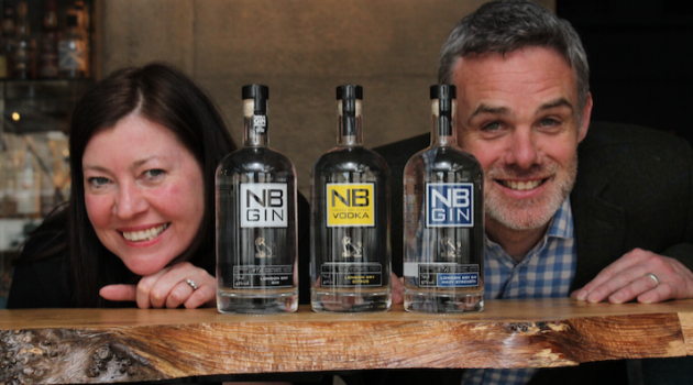 NB Gin gets in the picture at Royal Wedding
